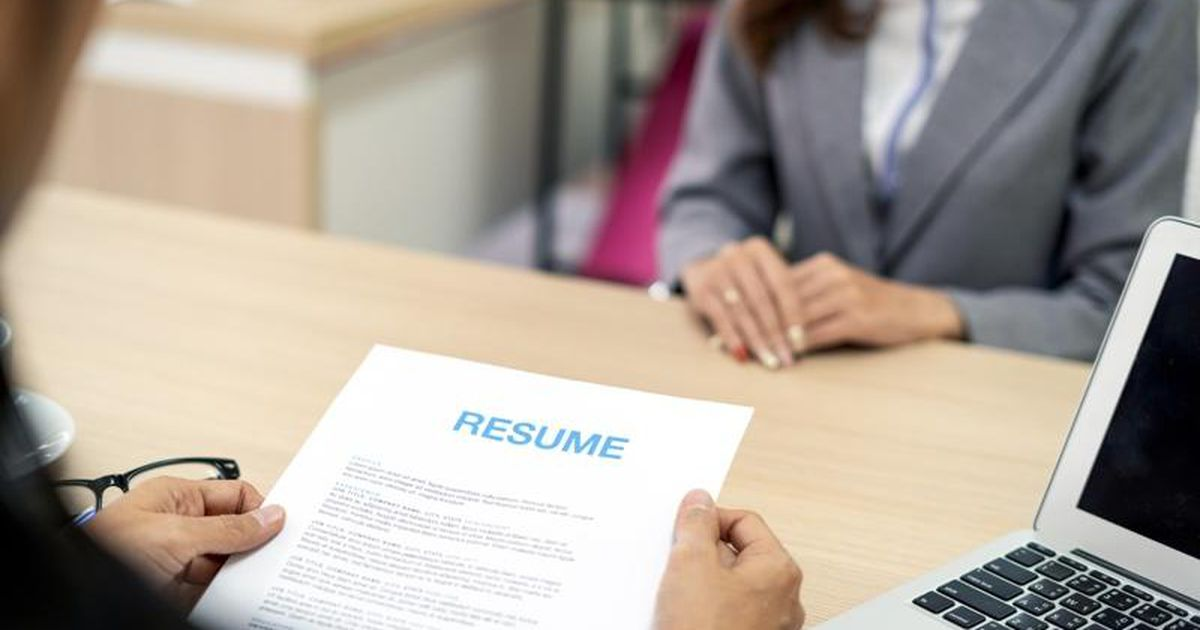 Discover how varied the resume build service is.