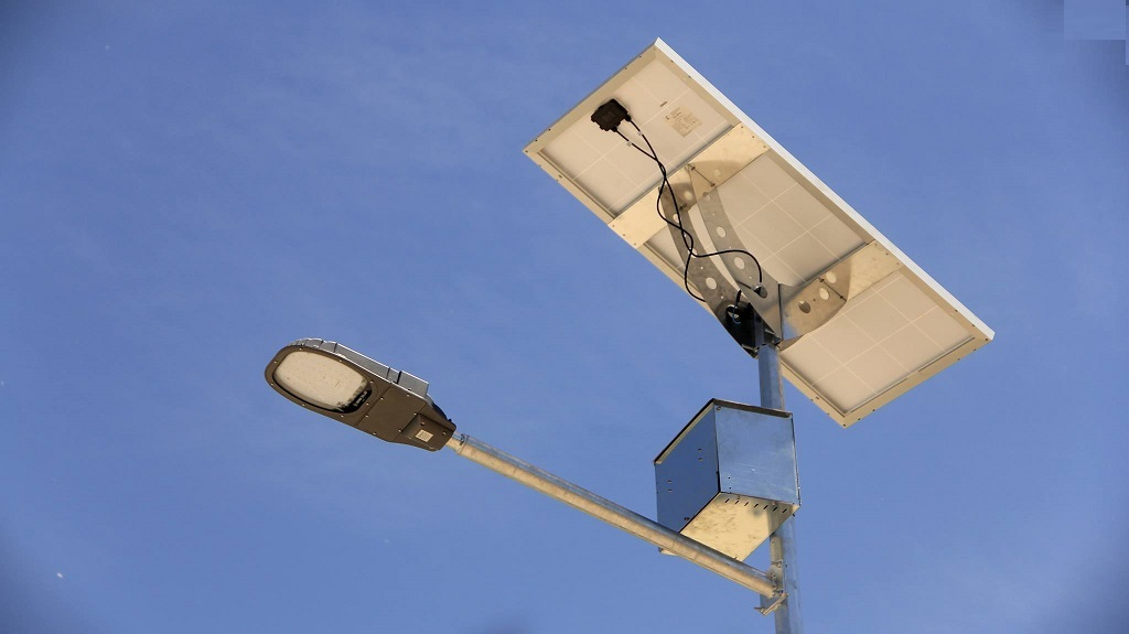 Going for the all in one solution of solar led street light
