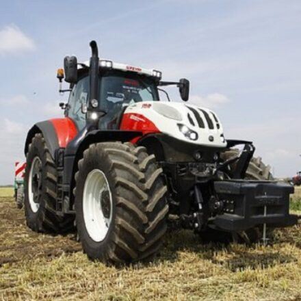 Tractor Adjustment: A Good Option for Today's Farmers